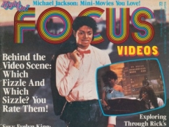 Michael Jackson Focus Magazine