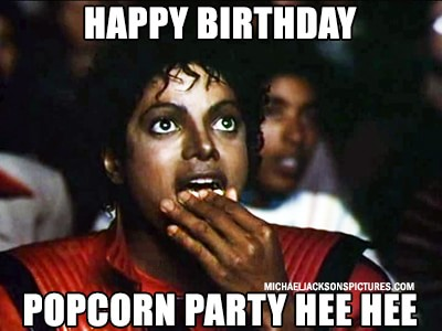 Michael jackson popcorn memes just here for comments