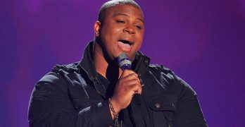 Mike Lynche Performs Jackson Song on American Idol