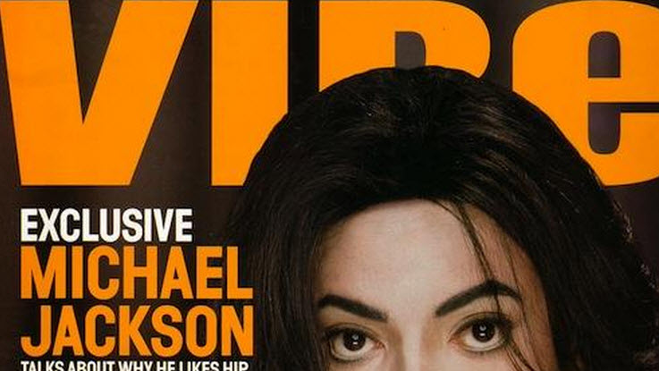 Michael Jackson Magazine Covers