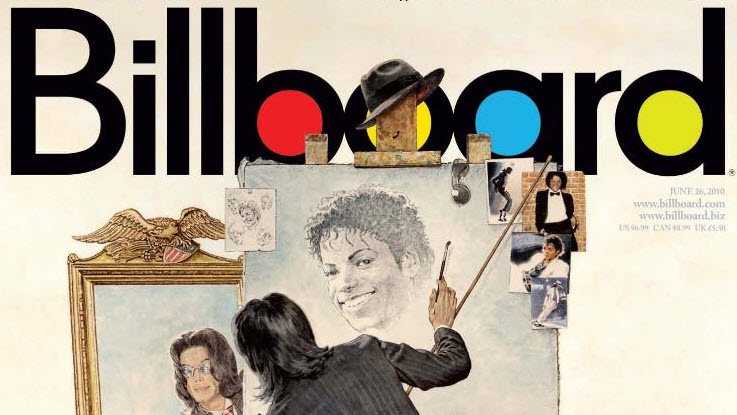 Michael Jackson Top 50 Billboard Hits