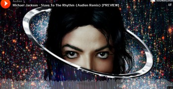 Audien remixes 'Slave to the Rhythm' By Michael Jackson