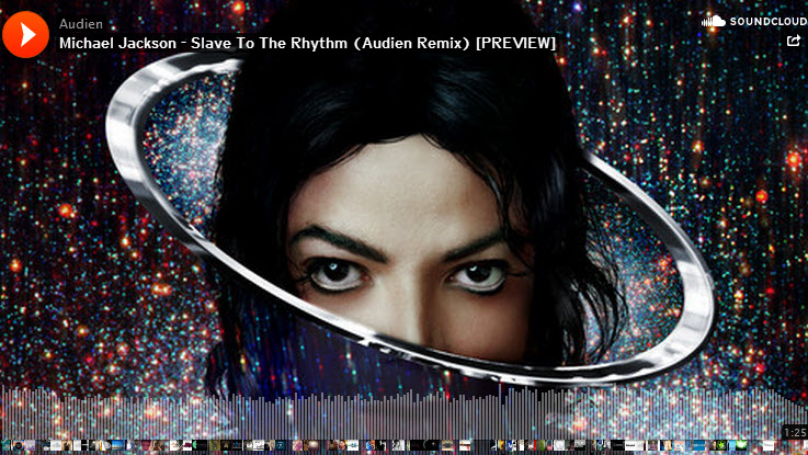 Audien Slave to the Rhythm Remix