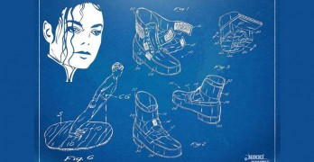 Michael Jackson Patented Anti-Gravity Boot Used In Smooth Criminal Video