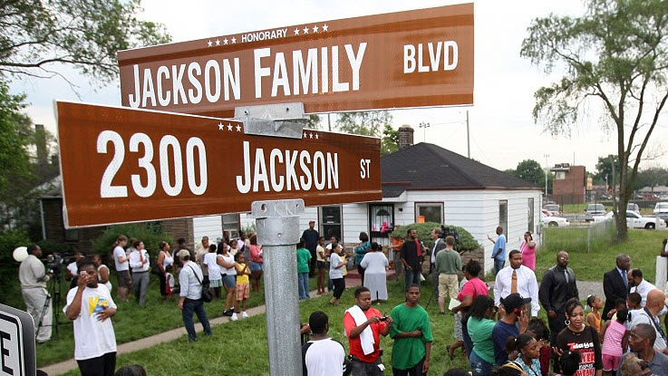Michael Jackson School Renamed In Honor