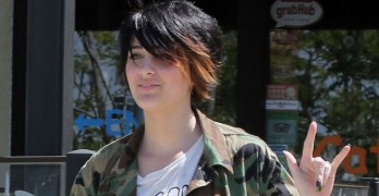 Paris Jackson Having Family Reunion After Failed Suicide