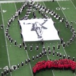 Ohio State Marching MJ Tribute