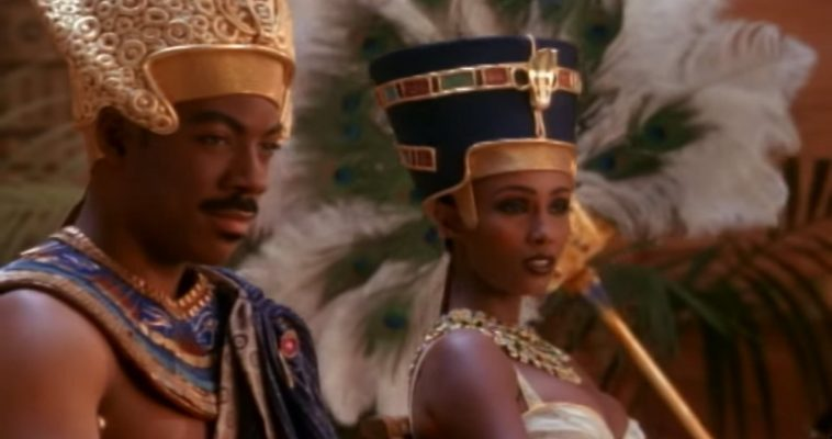 Eddie Murphy In Remember The Time Video