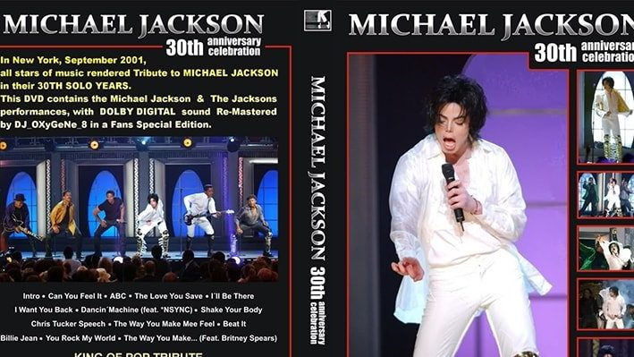 Michael Jackson's 30th Anniversary Celebration Concert