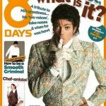 Michael Jackson 8 Days Magazine