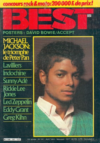 Michael Jackson Best Magazine