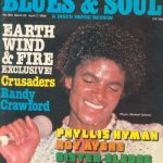 Michael Jackson Blues & Soul Magazine