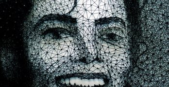 "<span class=""entry-title-primary"">MJ portrait made from just string and nails that looks incredibly amazing</span> <span class=""entry-subtitle"">Zenovii Palagniuk from the Ukraine uses roughly 15,000 nails and loads of string to create an amazing portrait of Michael Jackson</span>"