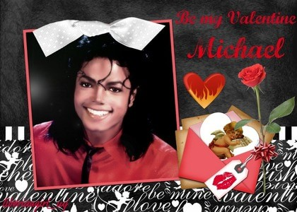 Be my Valentine, Michael