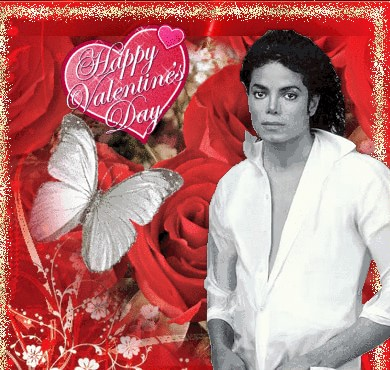Happy Valentine's Day with MJ